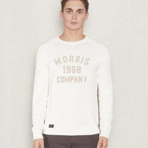 Morris Cooper O neck 02 Offwhite