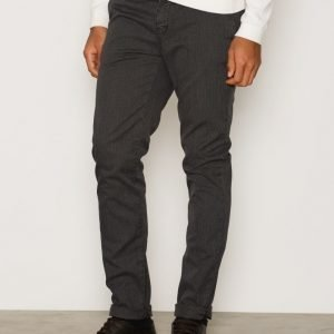 Morris Dapper Slacks Pepita Housut Grey