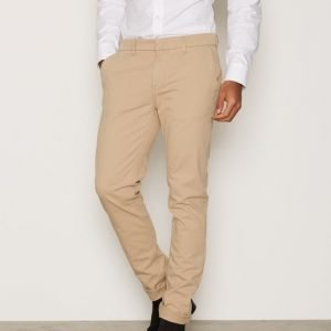 Morris Dapper Structure Slacks Housut Khaki