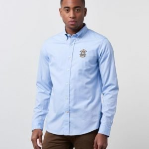 Morris Douglas Embo Shirt 55 Light Blue