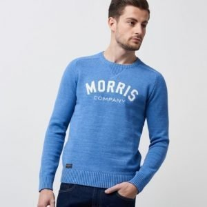 Morris Douglas O-neck 54 Light blue