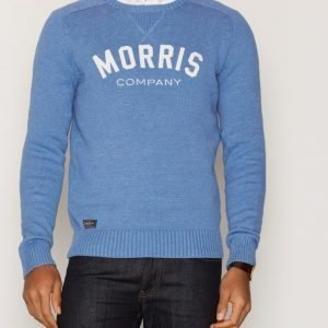 Morris Douglas Oneck Pusero Light Blue
