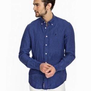 Morris Douglas Shirt Kauluspaita Blue