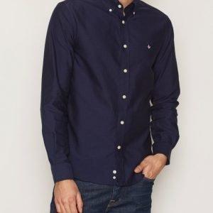 Morris Douglas Shirt Kauluspaita Navy