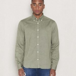 Morris Douglas shirt 76 Olive