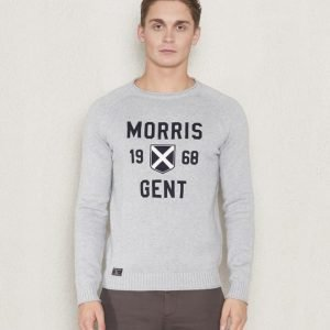 Morris Edward O neck 91 Grey