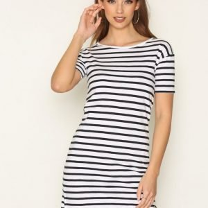 Morris Emeline Dress Loose Fit Mekko Offwhite