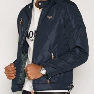 Morris Enfield Jacket Takki Blue