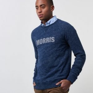 Morris Hicks Sweatshirt 62 Blue