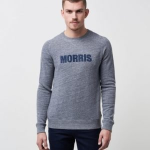 Morris Hicks Sweatshirt 92 Dark grey melange