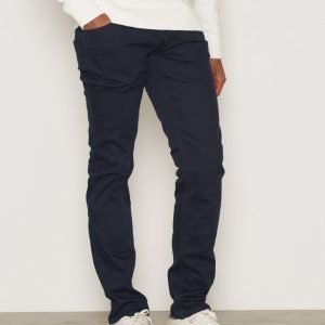 Morris James Twill 5-Pkt Farkut Blue