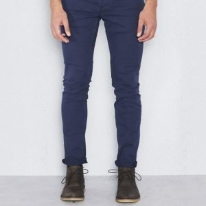 Morris James Twill 60 Navy