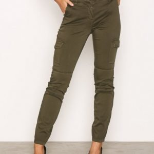 Morris Jeanne Trousers Housut Olive