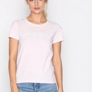Morris Lady Logo Tee T-Paita Pink