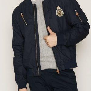 Morris Lawrence Jacket Takki Sininen