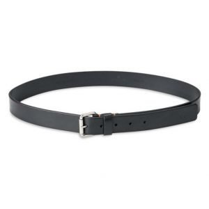 Morris Leather Belt Black