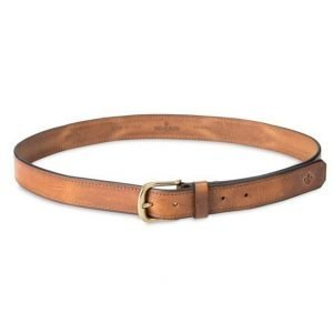 Morris Leather Belt Brown