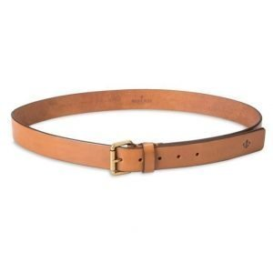 Morris Leathetr Belt Tan