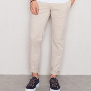Morris Light Twill Chino Khaki