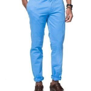 Morris Light Twill Chino Light Blue