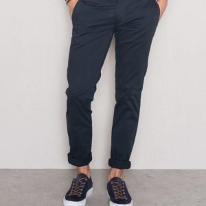 Morris Light Twill Chino Old Blue