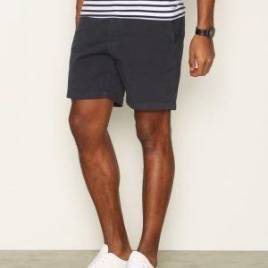 Morris Lt Twill Shorts Shortsit Blue