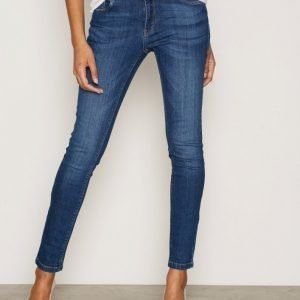 Morris Monroe Jeans Skinny Farkut Dark Wash
