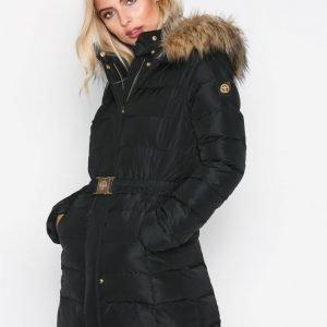 Morris Montparnasse Down F Coat Untuvatakki Black