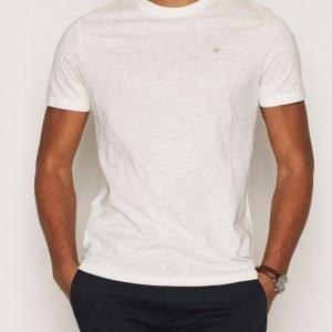 Morris Morris Logo Tee T-paita Offwhite
