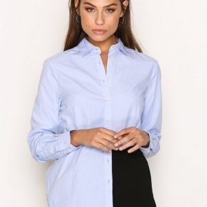 Morris Neva Shirt Kauluspaita Light Blue