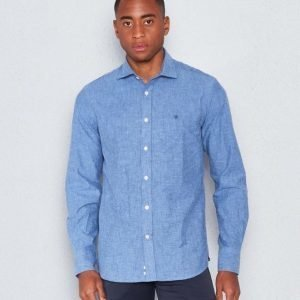 Morris New Barrel Shirt 58 Blue