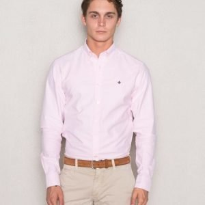 Morris Oxford Button Down 30 Lt Pink