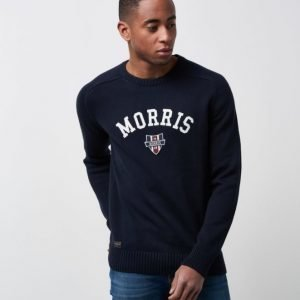Morris Sayer Knit 59 Old Blue
