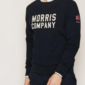 Morris Watkin Sweatshirt Pusero Blue