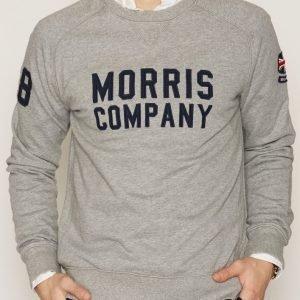 Morris Watkin Sweatshirt Pusero Grey