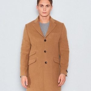 Morris William Coat 07 Camel