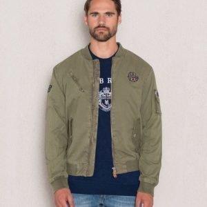 Morris Wright Jacket 75 Olive