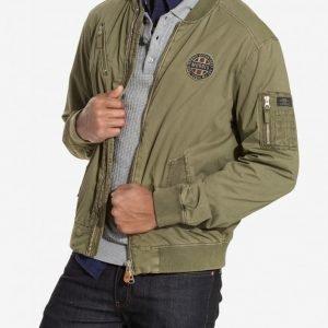 Morris Wright Jacket Takki Olive