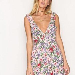 Motel Kasmara Dress Loose Fit Mekko Flowers