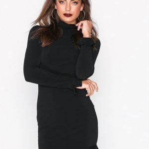 Motel Lafitte Bodycon Kotelomekko Black
