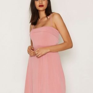 Motel Widuri Dress Skater Mekko Blush