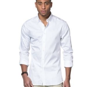 Mouli Clinton Shirt White
