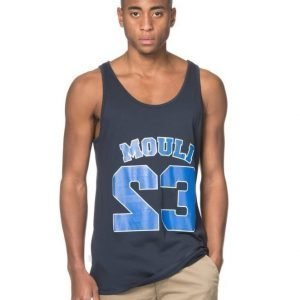 Mouli Cooper Tank Blue Navy