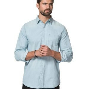 Mouli Frank Denim Shirt Light Blue
