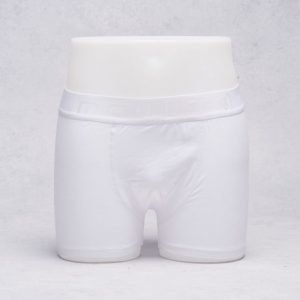 Mouli Jay Boxer Bright White