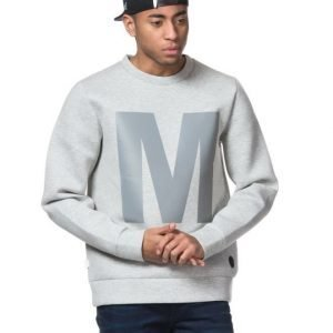 Mouli Nolan Neo Sweat Grey Melange