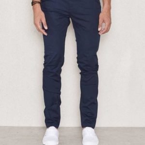 Mouli Otimar Chinos Blue Navy
