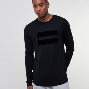 Mouli Pete L/S Black
