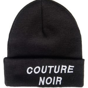 Mouli Studio Beanie Black