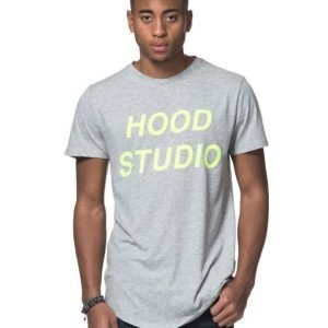 Mouli Studio Tee Grey